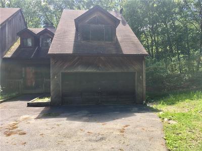 Wolcott Single Family Home For Sale: 108 Potuccos Ring Road #108