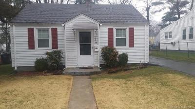 Hartford Single Family Home For Sale: 59 East Euclid Street