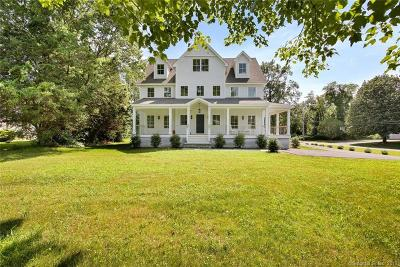 Westport CT Single Family Home For Sale: $1,999,000