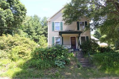 Plymouth Single Family Home For Sale: 46 School Street