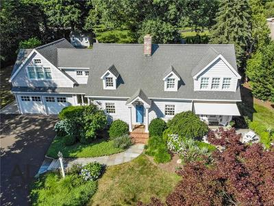 Branford Single Family Home For Sale: 314 Pine Orchard Road
