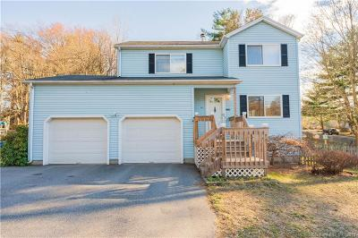 Farmington Single Family Home For Sale: 91 Burlington Road