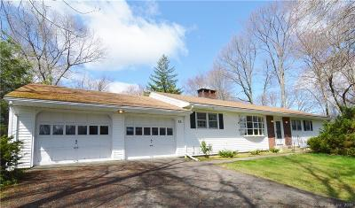Middlebury Single Family Home For Sale: 35 Skyline Drive