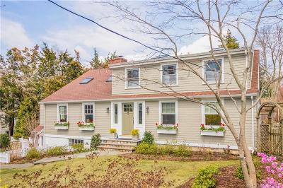 Norwalk Single Family Home For Sale: 73 Wilson Avenue
