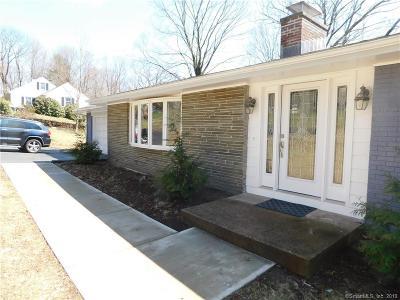 Meriden Single Family Home For Sale: 340 Brownstone Ridge