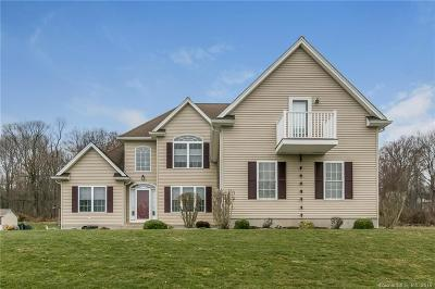 Middletown Single Family Home For Sale: 123 Pheasant Drive