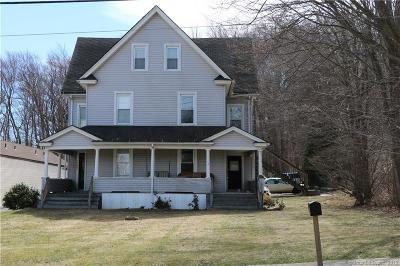 Plymouth Multi Family Home For Sale: 329 Main Street