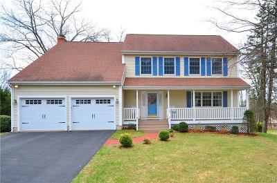 Farmington Single Family Home For Sale: 17 Fairview Drive