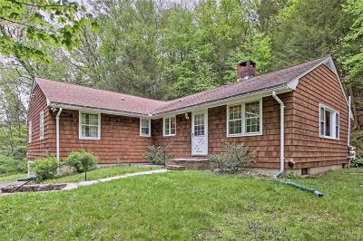 Canton Single Family Home For Sale: 89 Cherry Brook Road