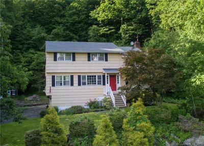 Ridgefield Single Family Home For Sale: 159 Ledges Road
