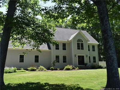 Canton Single Family Home For Sale: 65 Sexton Hollow Road