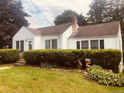 Griswold Single Family Home For Sale: 29 Brown Avenue