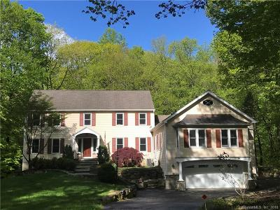 Ridgefield Single Family Home For Sale: 51 Ketcham Road