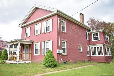 Cromwell Multi Family Home For Sale: 354 Main Street