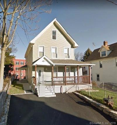 Stamford Multi Family Home For Sale: 27 Greenwood Hill Street