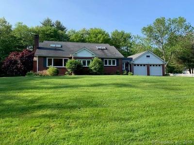Litchfield Single Family Home For Sale: 49 High Bridge Road