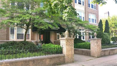 New Haven Condo/Townhouse For Sale: 548 Orange Street #404
