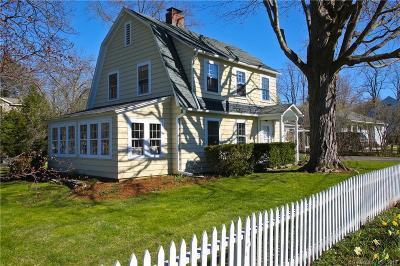 Kent Single Family Home For Sale: 56 Elizabeth Street