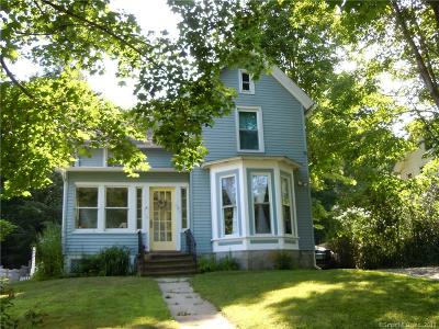Thomaston Single Family Home For Sale: 101 Marine Street