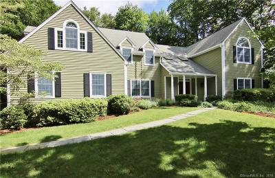 Stamford Single Family Home For Sale: 49 Crofts Lane
