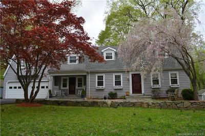 Ridgefield Single Family Home For Sale: 77 New Street