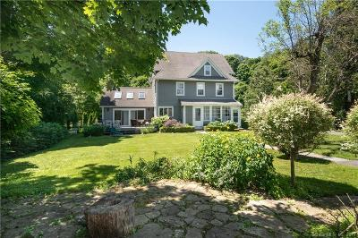 Ridgefield Single Family Home For Sale: 110 North Salem Road