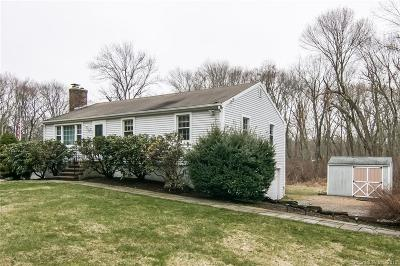 Madison Single Family Home For Sale: 487 Durham Road