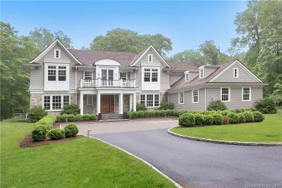Fairfield County Single Family Home For Sale: 78 Rockwood Lane