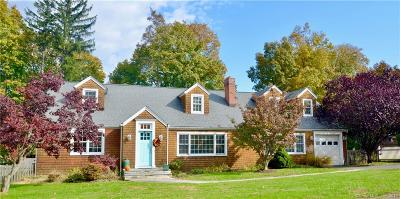 Fairfield Single Family Home For Sale: 44 Lockwood Road