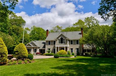 Cheshire Single Family Home For Sale: 80 Philson Court