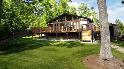 Brookfield Single Family Home For Sale: 13 Candlewood Birches