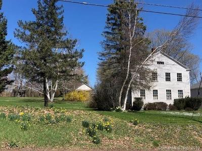 Middlefield Single Family Home For Sale: 127 Main Street