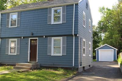 Hartford Single Family Home For Sale: 164 Manchester Street