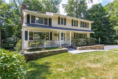 Ridgefield Single Family Home For Sale: 26 Mimosa Court
