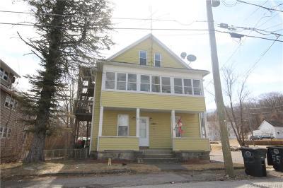 Torrington Multi Family Home For Sale: 53 Roosevelt Avenue
