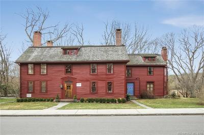 Norwich Single Family Home For Sale: 380 Washington Street