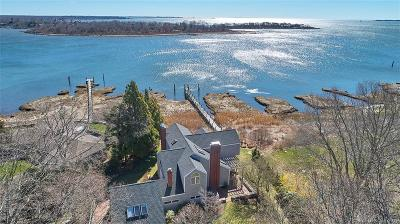 Stonington CT Single Family Home For Sale: $1,835,000