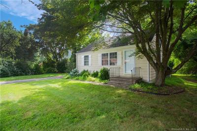 Westport CT Single Family Home For Sale: $459,000