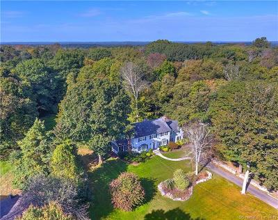 Fairfield Single Family Home For Sale: 235 11 O Clock Road