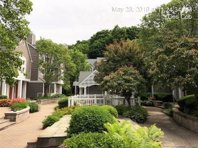 Greenwich Condo/Townhouse For Sale: 453 East Putnam Avenue #1D