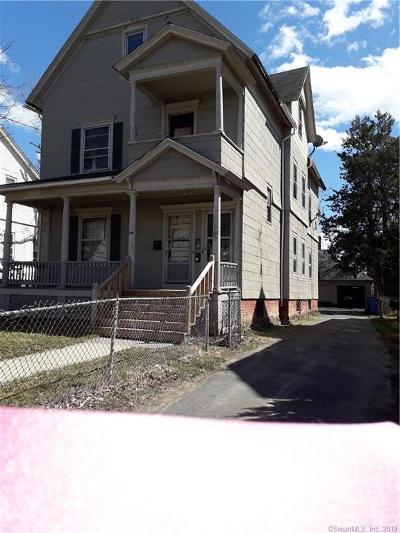 Hartford Multi Family Home For Sale: 53-55 Preston Street