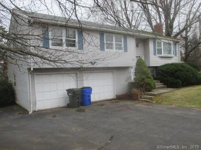 Wethersfield Single Family Home For Sale: 6 Glenwood Drive