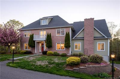 Glastonbury Single Family Home For Sale: 67 Grouse Hill Road