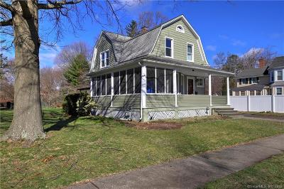 Milford Single Family Home For Sale: 182 North Street