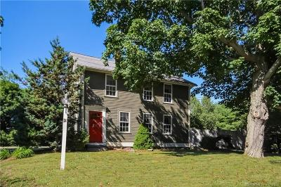 Madison Single Family Home For Sale: 395 Boston Post Road