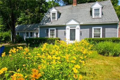 Kent Single Family Home For Sale: 12 Judd Avenue