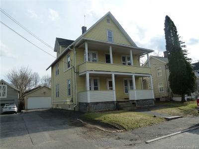Torrington Multi Family Home For Sale: 25 Elton Street