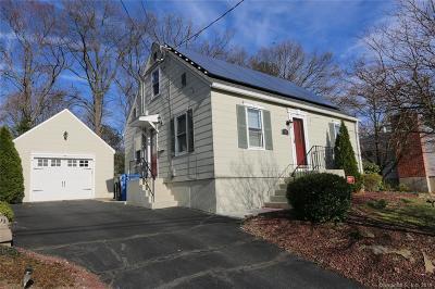 Bristol Single Family Home For Sale: 58 Garfield Road
