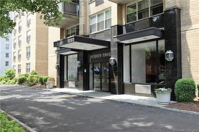 Stamford Condo/Townhouse For Sale: 50 Glenbrook Road #4J