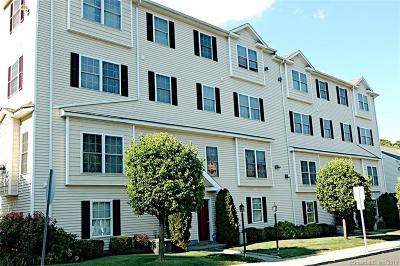 Stamford Condo/Townhouse For Sale: 205 Hope Street #7